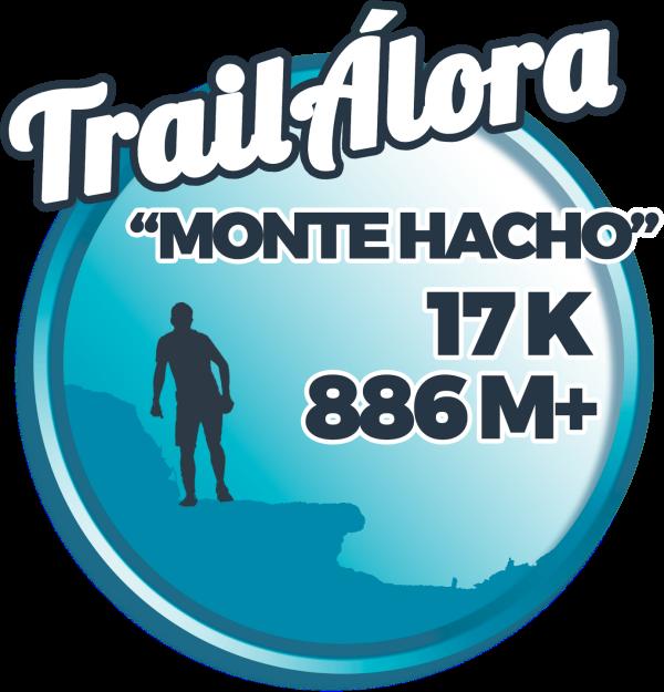 trail monte hacho 17K
